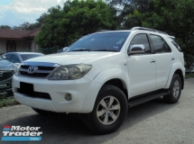 2008 TOYOTA FORTUNER  2.7 V VVTi 4x4 TipTOP Condition LikeNEW