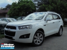 2011 CHEVROLET CAPTIVA 2.4 LT 4WD ECOTEC TipTOP Facelift LikeNEW