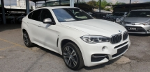 2015 BMW X6 X6 M50D M SPORT PERFORMANCE SST INCLUDE NO HIDDEN CHARGES