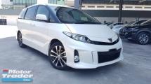 2015 TOYOTA ESTIMA 2015 Toyota Estima 2.4 Aeras 2 Power Door 7 Seater Unreister for sale