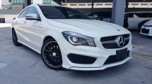 2014 MERCEDES-BENZ CLA 2014 Mercedes CLA250 AMG Japan Spec Unregister for sale