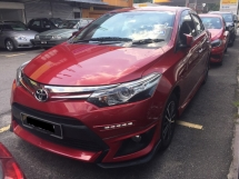 2016 TOYOTA VIOS 1.5GX 26K KM Under Warranty Until 2021
