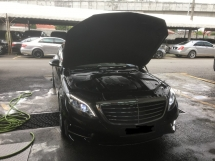 2017 MERCEDES-BENZ S-CLASS S400L AMG IN LINE (A) LIKE NEW