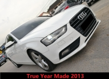 2013 AUDI A4 1.8T FaceLift True Year Made