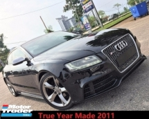 2011 AUDI A5 2.0 TFSI QUATTRO Coupe True Year Made