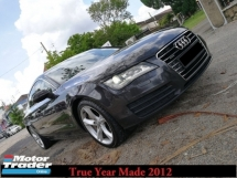 2012 AUDI A7 3.0 TFSI QUATTRO True Year Made