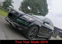 2010 AUDI Q7 3.0 TFSI QUATTRO True Year Made