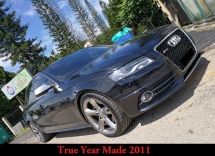 2011 AUDI S4 3.0 TFSI QUATTRO True Year Made