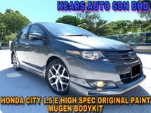 2011 HONDA CITY 1.5E HIGH SPEC MUGEN BODYKIT ORIGINAL PAINT