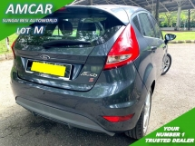 2012 FORD FIESTA 1.6L SPORT Ti-VCT (A) HATCHBACK 1 OWNER