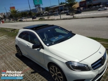 2014 MERCEDES-BENZ A-CLASS A180 1.6TURBO SUNROOF Recon unregistered.👍免费服务贷款