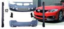 BMW 4 Series (F32) M Performance Bodykit Taiwan PP  Exterior & Body Parts > Car body kits
