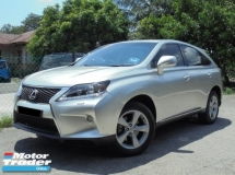 2009 LEXUS RX RX350 3.5 V6 Sunroof Powerboot Facelift LikeNEW