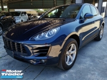 2015 PORSCHE MACAN 2.0 Turbo Japan Spec Unreg Sale Offer