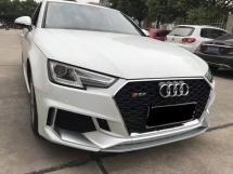 Audi A4 Bodykit (RS4 Version 2.0) Front Bumper   Exterior & Body Parts > Car body kits