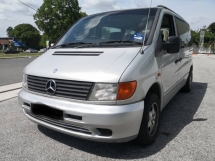1999 MERCEDES-BENZ VITO 2.3(A)LUXURY MPV SUPER TIP TOP CONDITION