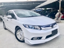 2014 HONDA CIVIC 1.5 HYBRID (A) CBU FULLY IMPORT ORIGINAL CONDITION