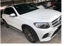 2016 MERCEDES-BENZ GLC 250 AMG JUNE 2016 15000KM WARRANTY TILL JUNE 2020