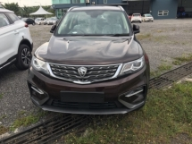 2019 PROTON X70 1.8TGDI. CCRIS CAN LOAN.CAN FULL LOAN