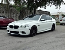 BMW 5 Series F10 Hamann Front Lip Body Kit  Exterior & Body Parts > Car body kits