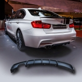 BMW F30 M Performance Rear Diffuser bodykit  Exterior & Body Parts > Car body kits