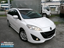 2012 MAZDA 5 2.0 (A) Sunroof 2PowerDoor TipTopCond