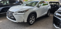 2015 LEXUS NX 200T VERSION L ACTUAL YEAR MAKE 2015 SST INCLUSIVE LOCAL AP