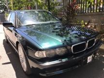 1999 BMW 7 SERIES 735I E38 M sports original