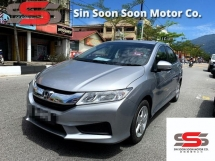 2016 HONDA CITY 1.5 IVTEC FULL Spec(AUTO)2016 Only 1 LADY Owner, 28K Mileage, TIPTOP, ACCIDENT-Free, with BEHIND AIRCOND& HONDA WARRNTY +FULL SERVICE