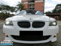 2006 BMW 5 SERIES 525I M-SPORTS  1OWN PILOT 90K KM LOW MILEAGE