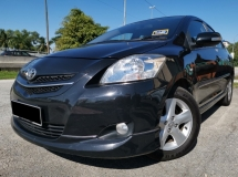 2010 TOYOTA VIOS 1.5S 1 OWNER FULL SERVICE TOYOTA / VERY TIPTOP CONDITION