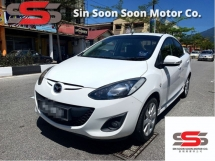 2012 MAZDA 2 2 1.5 V Sedan FULL Spec(AUTO)2012.13 Only 1 LADY Owner, 95K Mileage, TIPTOP, ACCIDENT-Free, DIRECT-Owner, AIRBEG& MAZDA SERVICE RECORD