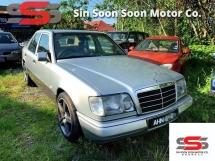 1992 MERCEDES-BENZ E-CLASS 260E 2.6 FULL Spec(AUTO)1992.96 Only 1 UNCLE Owner, LOW Mileage, TIPTOP, ACCIDENT-Free, DIRECT-Owner, with FULL LEATHER Seats