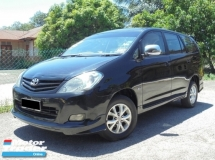 2010 TOYOTA INNOVA 2.0 VVT-i Facelift TipTOP Condition LikeNEW
