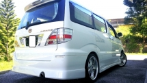 2008 TOYOTA ALPHARD 3.0 (A) MZG * P. BOOT / P. DOOR / SUNROOF / ADJUSTABLE SUSPENSION