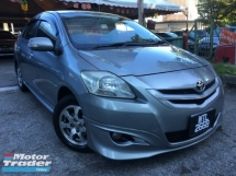 2011 TOYOTA VIOS 1.5 E FACELIFT (A) 1 OWNER