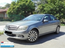 2010 MERCEDES-BENZ C-CLASS C200K 1.8 W204 Kompressor TipTOP Condition LikeNEW