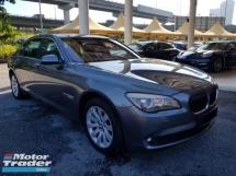 2011 BMW 7 SERIES 730LI (A) CBU