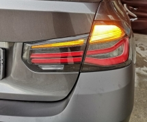 BMW F30 LCI M PERFORMANCE (Black line) Tail Lights Lighting