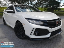 2016 HONDA CIVIC HONDA CIVIC 1.5 TC PREMIUM TYPE R BODYKIT LADY OWNER
