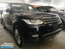 2016 LAND ROVER RANGE ROVER SPORT 3.0 super charge