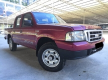 2006 FORD RANGER FORD RANGER 4X4 2.5 MT ONEOWNER TIPTOP CONDITION