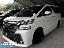 2016 TOYOTA VELLFIRE 3.5L ZAG EDITION CBU JAPAN NEW ARRIVAL ON SALE!