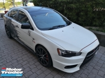 2011 MITSUBISHI LANCER 2.4 SPORTBACK (A)SPORT CAR