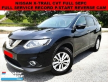 2015 NISSAN X-TRAIL 2.0 2.5 NEW MODEL SUV (A) FIULL SERVICE RECORD LEATHER 7 SEAT PUSH START REVERSE CAM ECO MODE