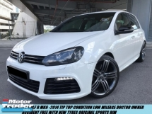 2014 VOLKSWAGEN GOLF R MK6 ALL CONDITION IS ORIGINAL 1OWNER LOW MILEAGE