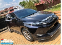 2014 TOYOTA HARRIER 2.0 PREMIUM ADVANCE SPEC 2014 REG 2016 GENUINE YEAR LKA JBL POWER BOOT 44K KM