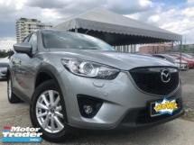 2014 MAZDA CX-5 Mazda