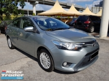 2015 TOYOTA VIOS 1.5 G (A) Full Service Record