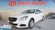 2014 MERCEDES-BENZ E-CLASS E250 FACELIFT FULL LEATHER SEATS ELECTRIC SEATS RAYA PROMOTION